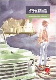 Il premio Siani alla graphic novel che racconta Giancarlo Siani