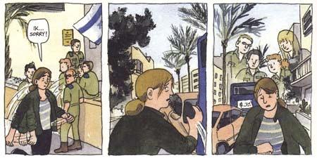 Capire Israele in 60 giorni: Sarah Glidden in viaggio tra mille dubbi su ebraismo e conflitto israelo-palestinese