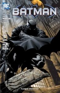 Batman # 50 – Il presente, il passato e il futuro dell'essenza di un eroe