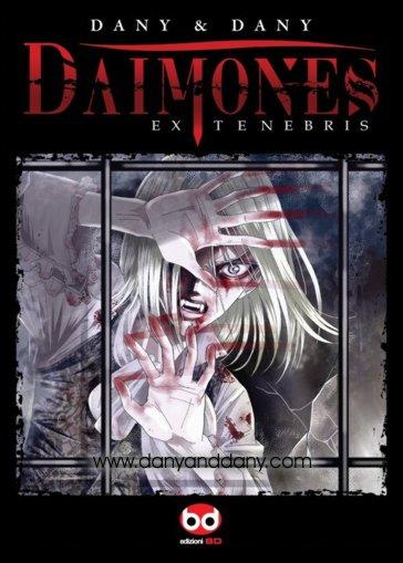 Dàimones - Ex Tenebris: Aidan, un mostro per vampiri e umani
