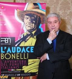 L'audace anomalia di Bonelli Editore