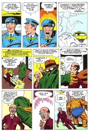 Fantastici Quattro n.1 Pagina 3 (Antonio Menin)