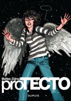 ProTECTO: angeli custodi contro Madame in un fumetto di Zidrou e Matteo Alemanno