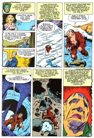 Fantastici Quattro (Mole Man 2) Pagina 3 (Maurizio Rosenzweig)