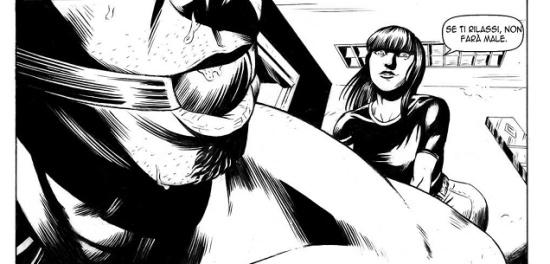 Tutto il nero dell'erotismo: fumetti e crowdfunding