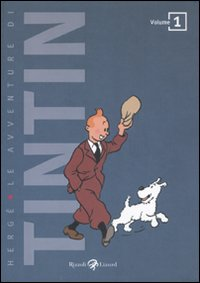 Le avventure di Tintin vol. 1 (Hergé)