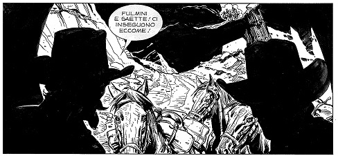 Tex Stella d'Oro#14 – L'ultimo ribelle (Nizzi, Wilson)