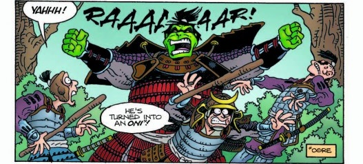 Strange tales: i fumetti Marvel visti da fuori