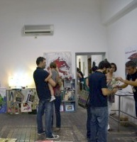 Tunué Temporary shop, il fumetto esce in strada