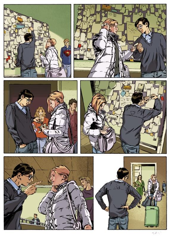 """E' Martina la protagonista del nuovo fumetto di Paola Barbato, """"Davvero""""!"""