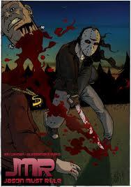 """Cercasi disegnatore per il progetto """"Jason must rule"""""""