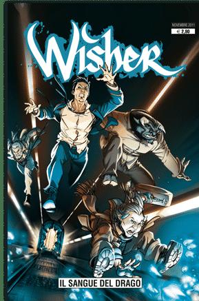 Wisher: è iniziata la caccia al genio della lampada.