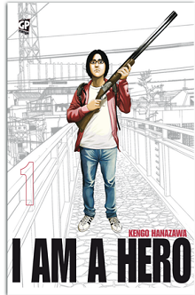 I Am a Hero #1 (Hanazawa)