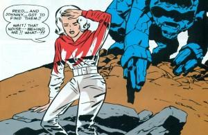 "FF Celebration: Scheda tecnica di ""The Fantastic Four n.1"""