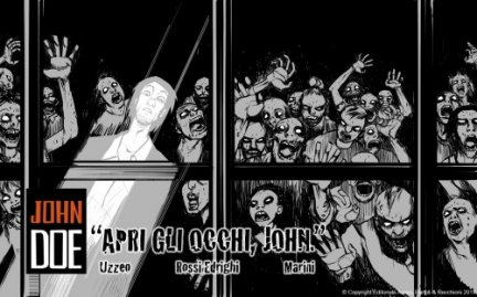 John Doe #13: Apri gli Occhi, John (Uzzeo, Rossi Edrighi, Marini)