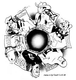 47° edizione della Mostra mercato del Fumetto di Reggio Emilia