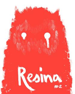 Presentazione della fanzine a fumetti RESINA #2 a Cesena Comics 2011