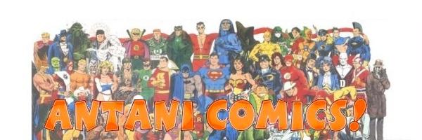 Fumetterie, editori e distribuzione: intervista a Francesco Settembre di Antani Comics