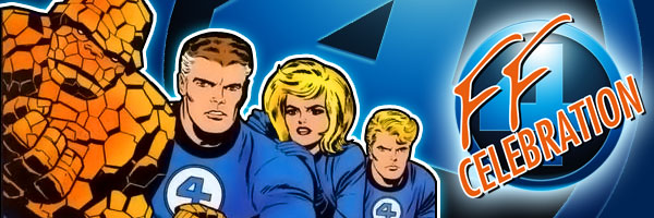 FF Celebration - Punti di svolta: Fantastic Four n. 1/102