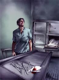 dr. Morgue #4: L'invenzione della Morte