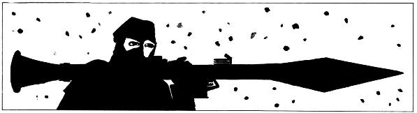 Settemila battute su Sacro Terrore (Holy Terror) di Frank Miller