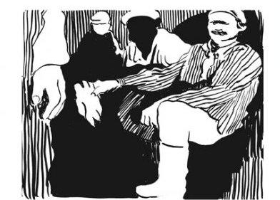 La coda del Lupo: il mito della miniera di Marino Neri