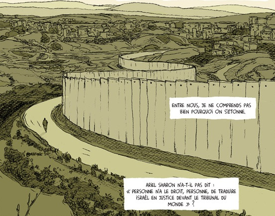 Tutte le possibili forme del muro secondo Maximilien Le Roy e Mahmoud Abu Srour