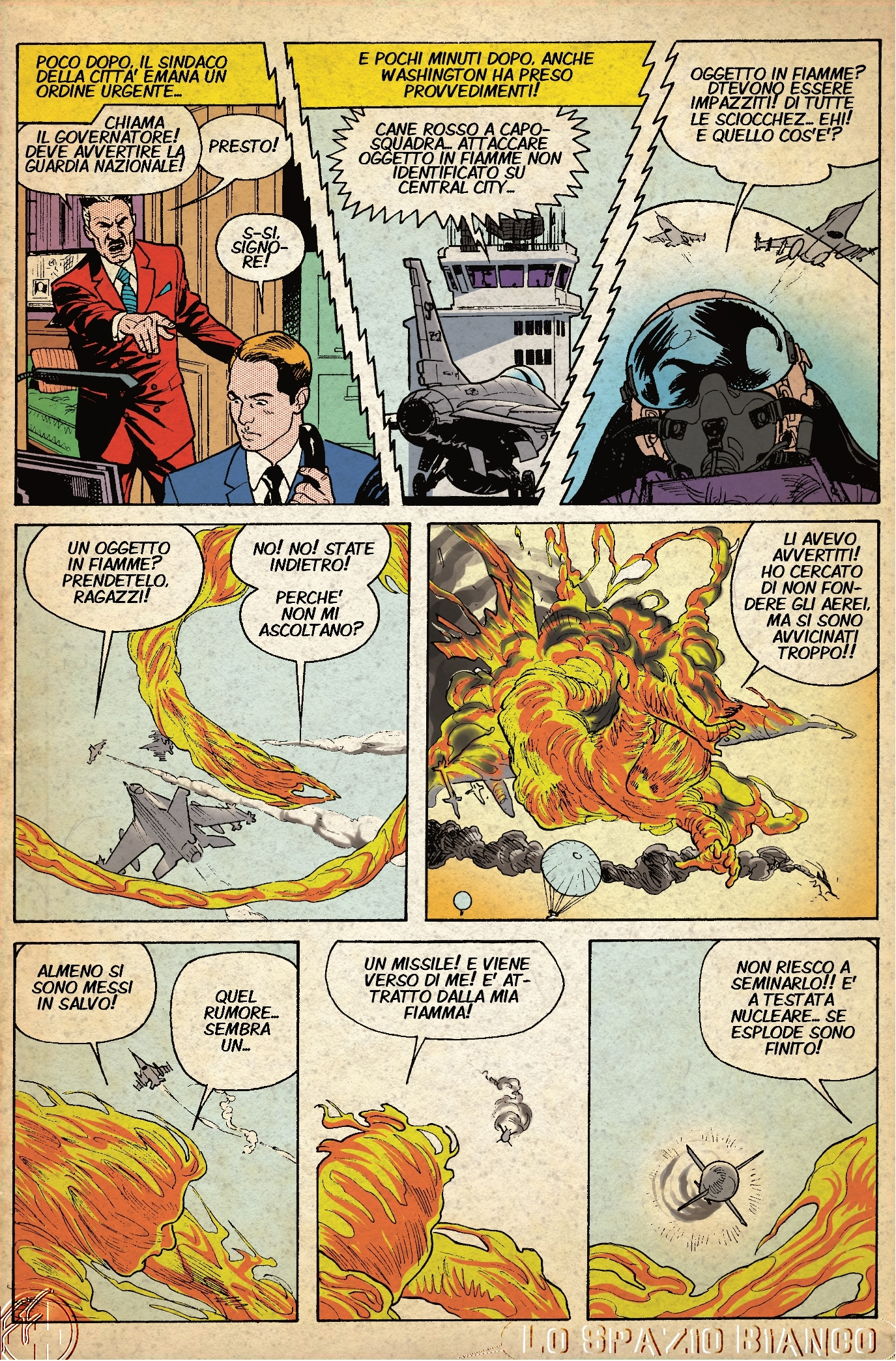 Fantastici Quattro n.1 Pagina 7 (Federico Nardo)