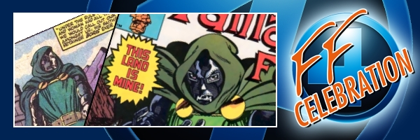 FF Celebration: Victor Von Doom, leader maximo