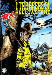 Tex #611/613: I trappers di Yellowstone (Boselli,Piccinelli)
