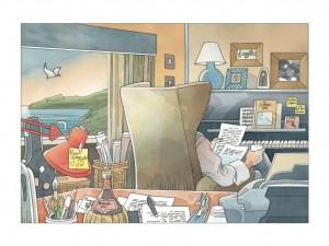 Intervista a Spartaco Ripa: di nasi, illustrazioni e fumetti