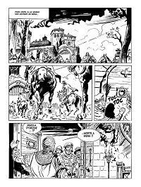 """Una nuova pubblicazione dalla ManFont Comics: le avventure del bandito """"Ghino di Tacco"""""""