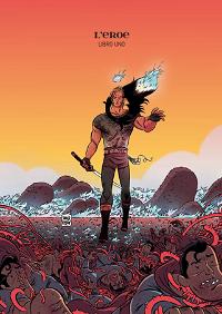 L'eroe di David Rubin: genesi di una leggenda a fumetti