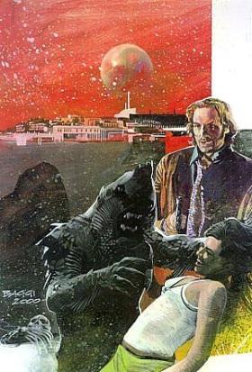 Le notti erano piene di pesci: Akab e Alessandro Baggi