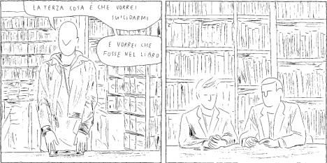 """""""Morire per amore è bello ma stupido"""": la storia di Irene raccontata da Ruppert & Mulot."""