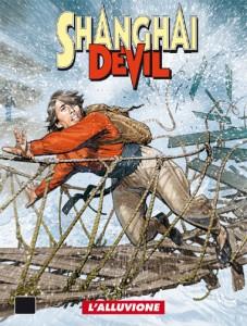 Shangai Devil #3 - L'alluvione (Manfredi, Biglia)