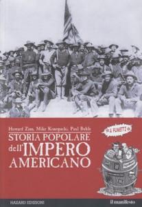 Storia popolare dell'impero americano a fumetti (Zinn, Konopacki, Buhle)