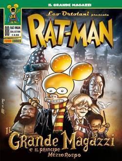 Rat-Man #88 – Il Grande Magazzi (Leo Ortolani)