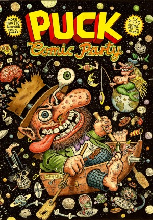 Chat a tre su Puck Comic Party: Akab intervista Manuppelli e Ponchione