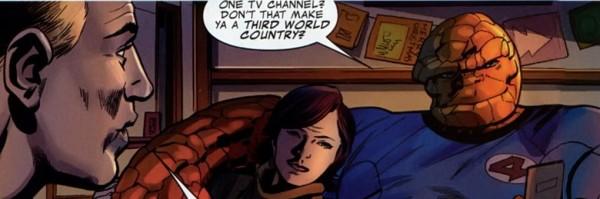L'inglese nei fumetti originali Marvel – prima puntata: La Cosa