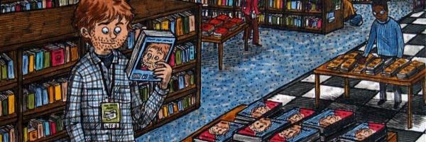Fumetti, poesia, teatro e sesso: intervista con Jeffrey Brown