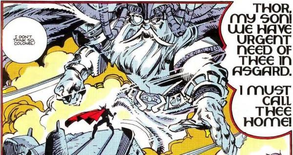 L'inglese nei fumetti originali Marvel - seconda puntata: Thor