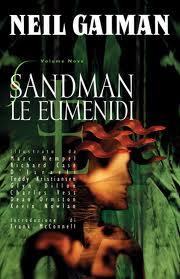 La copertine de Le Eumenidi.