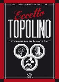 Ecceto Topolino: copertina.