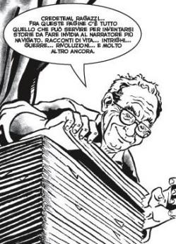 Gang bang: come il fumetto rilegge quattro decenni di storia (de Il Manifesto)