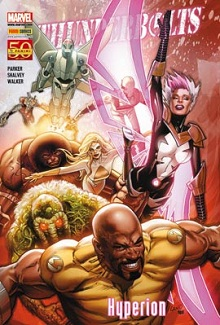 Thunderbolts #7: Hyperion (Parker, Walker)