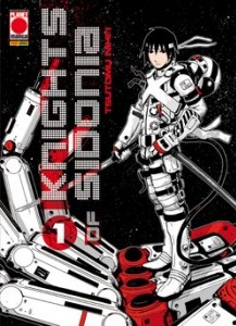Knight of Sidonia #1 (Nihei)