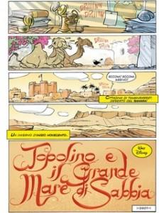 """Il """"Topolino"""" del 2011"""
