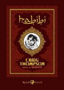 Habibi: Craig Thompson e il mito mediorientale