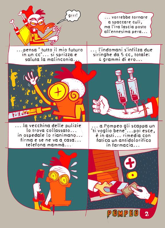 Gli ultimi giorni di Pompeo: recensione fumettiera da AlePop